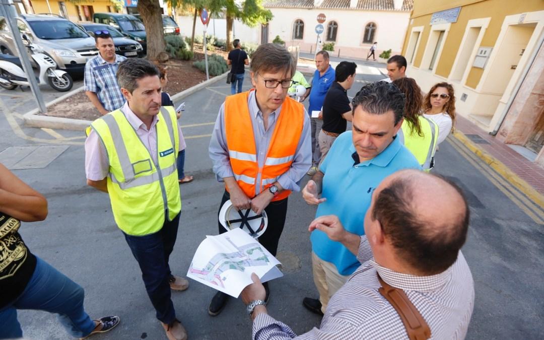 La plaça Jaume I estará operativa para las fiestas del Santísimo Cristo del Buen Acierto