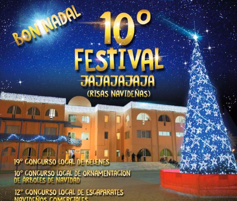 Mañana arranca el décimo festival infantil Jajaja Risas Navideñas con una Fira de Nadal