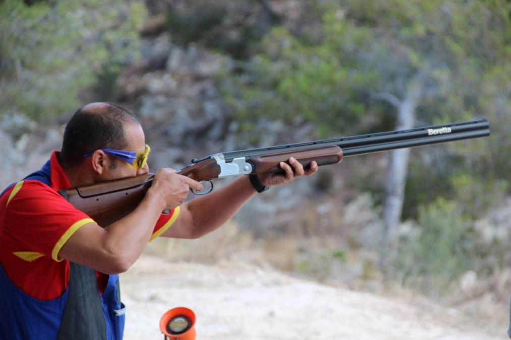 Este fin de semana  habrá concurso de tiro organizado por el Club de tiro al plato de l'Alfàs del Pi.