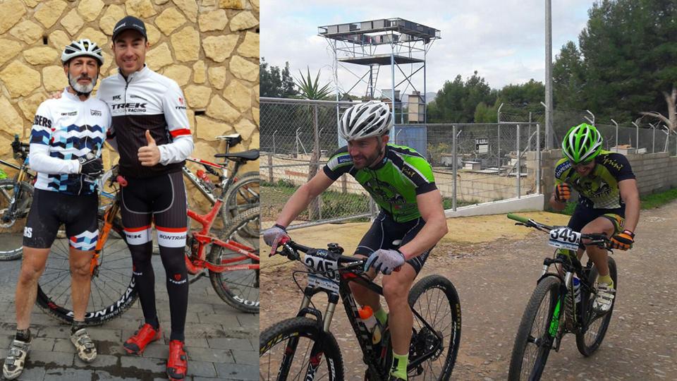 Tres alfasinos han participado en la Costa Blanca Bike Race 2017