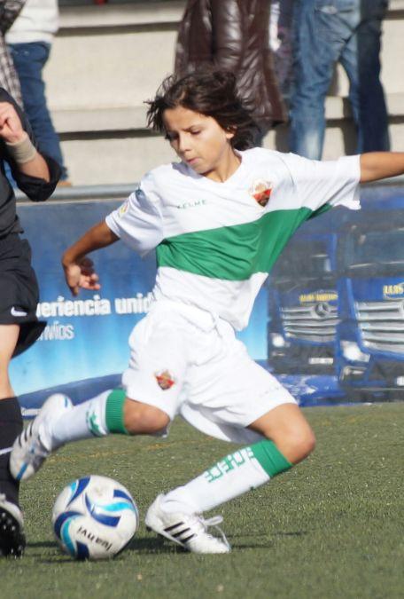 El joven futbolista alfasino Tomás Cortés ha vuelto a ser convocado por la selección de la Comunidad Valenciana