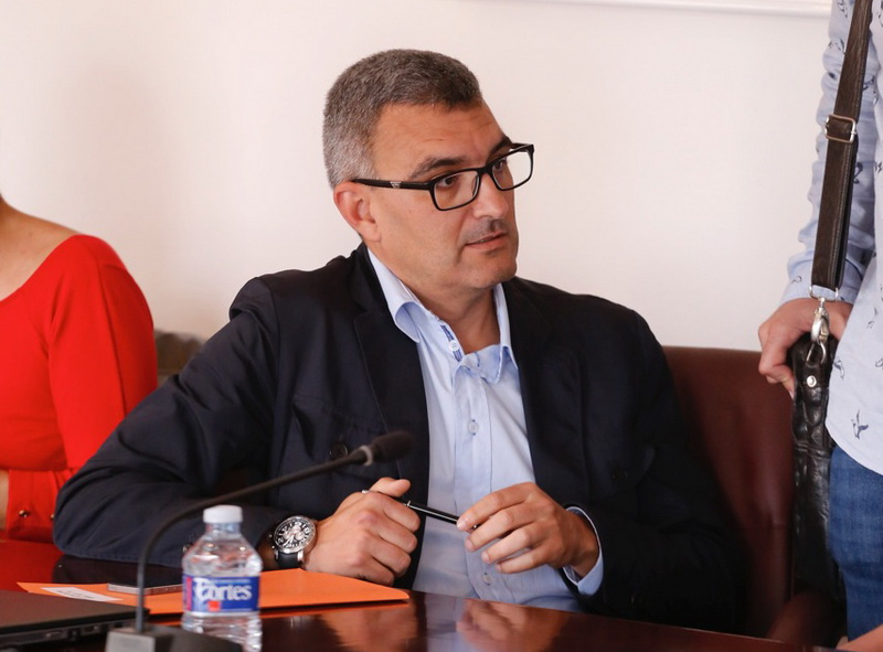L'Alfàs instalará una Estación de Filtraje junto al depósito de Tossal Roig