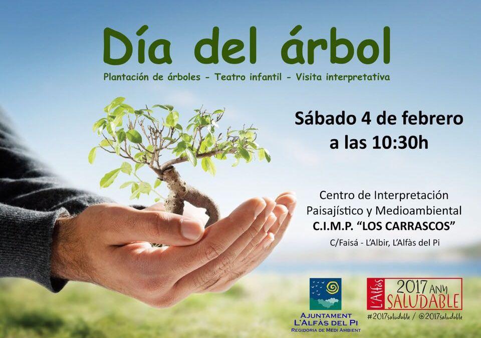 El Ayuntamiento de l'Alfàs celebrará el Día del Árbol reforestando la zona de Los Carrascos