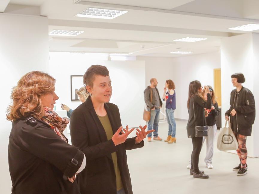Llega a la Fundación Frax la exposición 'Transit' de la artista multidisciplinar Chenia