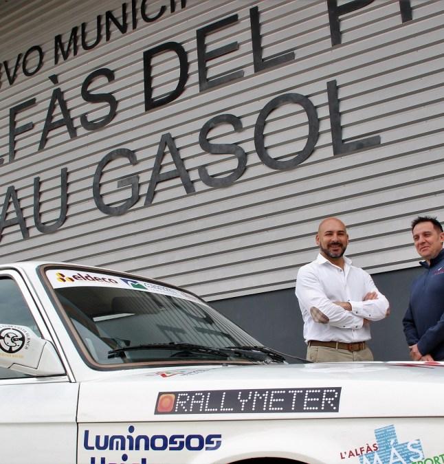 Carlos Montero empieza la temporada de Rallyes de Regularidad
