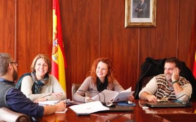 L'Alfàs del Pi prepara su participación en la cuarta reunión internacional del proyecto EASY Towns