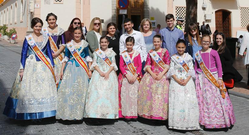L'Alfàs del Pi celebró durante el fin de semana los actos en honor a San José, patrón del municipio