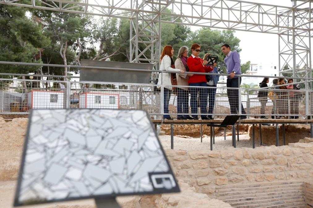 Expertos en patrimonio debatirán en l'Alfàs sobre el uso de  las nuevas tecnologías en los espacios culturales