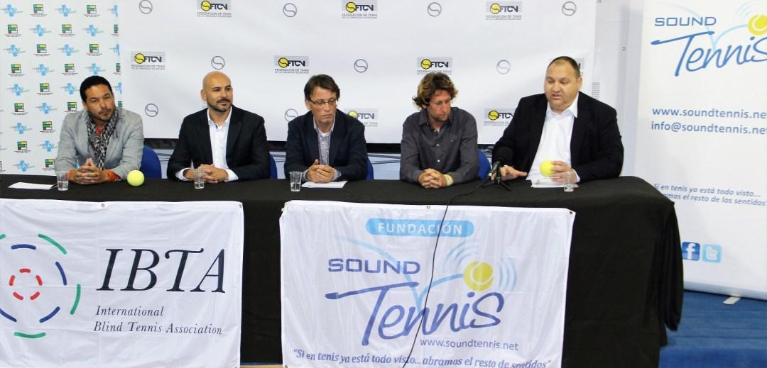 L'Alfàs del Pi albergará el torneo internacional de Blind Tennis o  Tenis para personas ciegas y con discapacidad visual