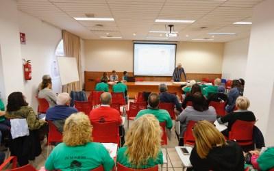 La PAH organizó una charla con el objetivo de despejar dudas acerca de las cláusulas suelo