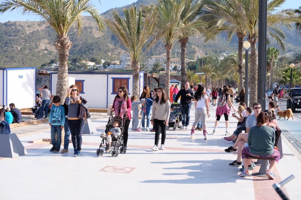 L'Alfàs del Pi espera un lleno absoluto en Semana Santa con un importante aumento del turismo familiar