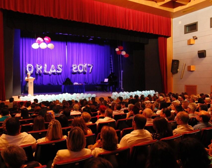 Graduación alumnos IES L'Arabí l'Alfàs del Pi