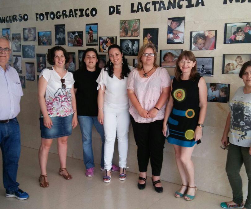 El próximo 2 de junio se fallarán los premios del XII Concurso Fotográfico de Lactancia Materna