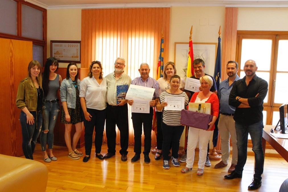 L'Alfàs del Pi entrega los premios del maratón de donación de sangre y médula