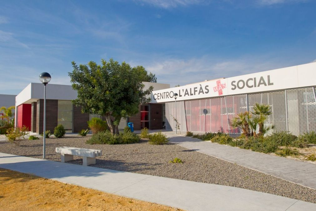 La Generalitat concede a l'Alfàs una subvención de 445.000 euros para programas de servicios sociales