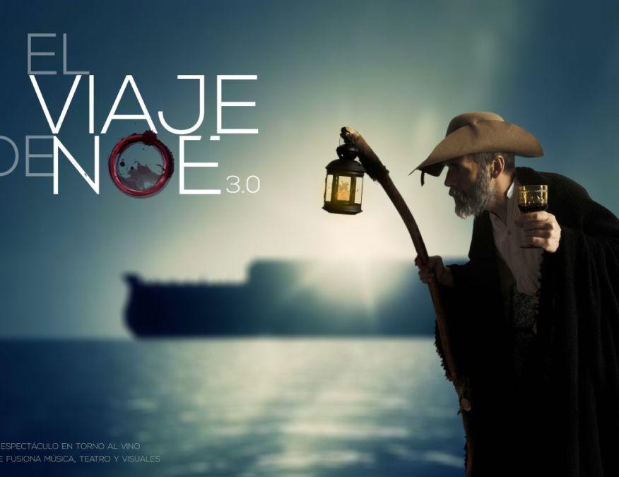 El viaje de Noé 3.0, de Silberius de Ura, en la Casa de Cultura de l'Alfàs del Pi