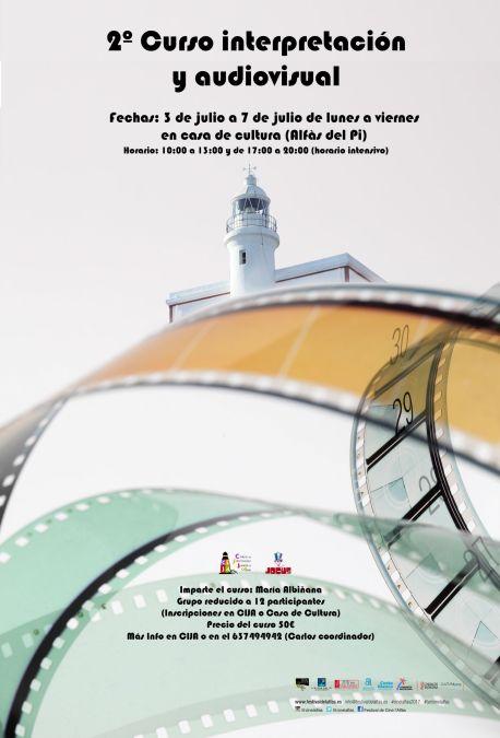 El Festival de Cine incluye entre sus actividades paralelas un curso de interpretación para los más pequeños