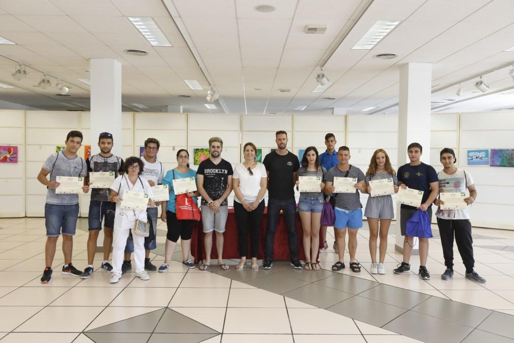 Un total de 21 jóvenes obtienen el diploma en primeros auxilios y uso del DESA