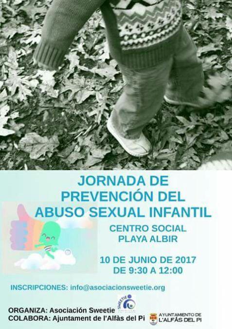 Jornada de prevención del abuso sexual infantil en el Centro Social Platja Albir