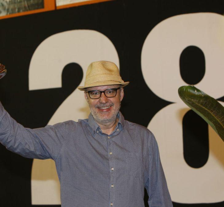 Juanjo Giménez gana 28 Festival Cine de l'Alfàs con 'Timecode'