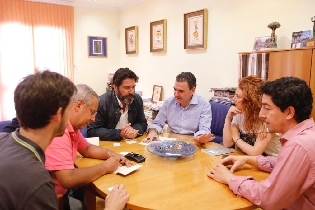 La universidad de alicante propone un debate en l alf s - Alicante urbanismo ...