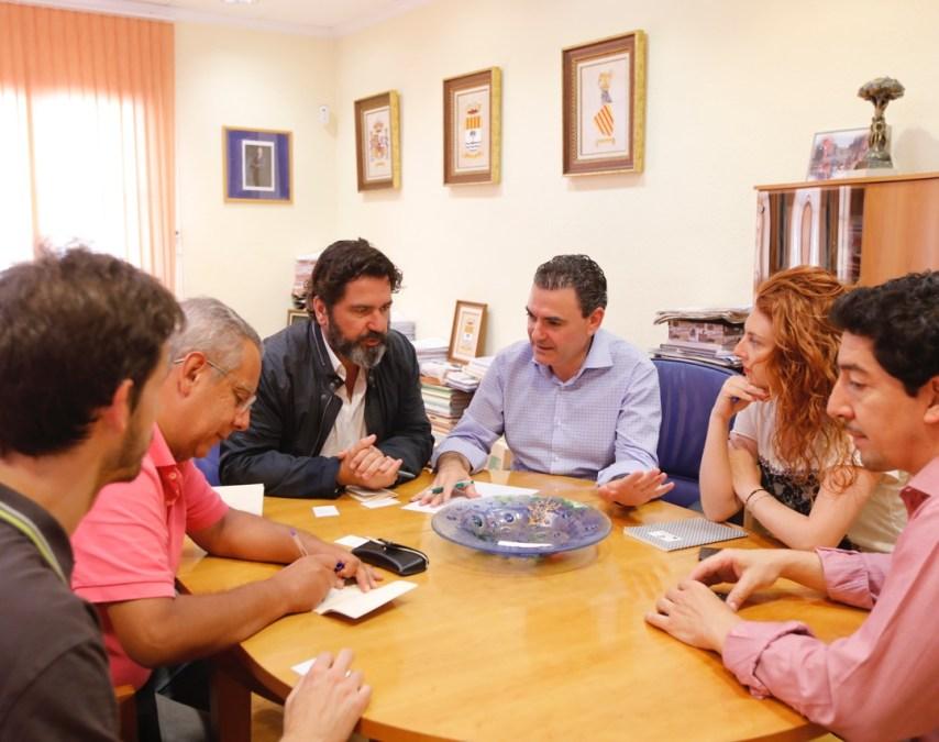 La Universidad de Alicante propone un debate en l'Alfàs sobre Paisajismo y Urbanismo