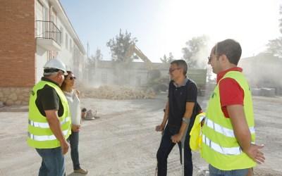 L'Alfàs habilita un nuevo espacio en pleno centro urbano
