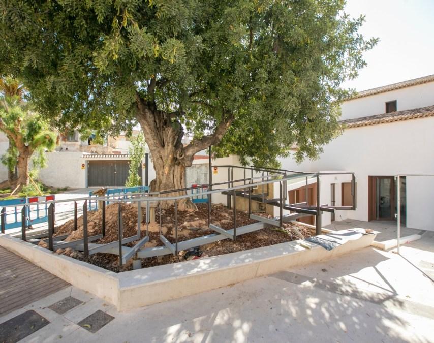 """En marcha las obras de accesibilidad al Museo """"l'Alfàs amb Història"""""""