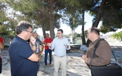 L'Alfàs prepara un nuevo taller de empleo en el pabellón Pau Gasol