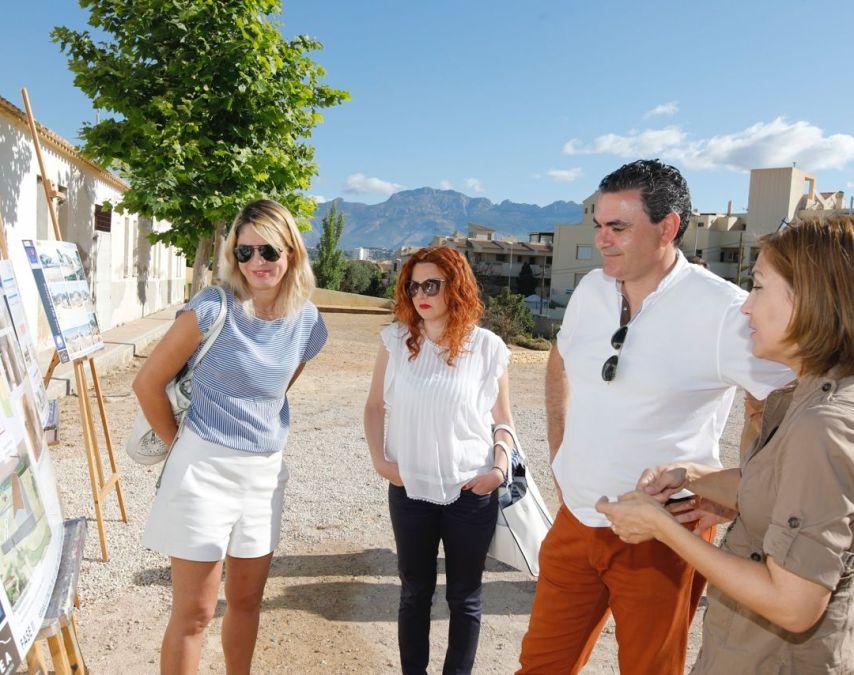 El Ayuntamiento de l'Alfàs iniciará en breve la segunda fase de rehabilitación del CEA Carabineros