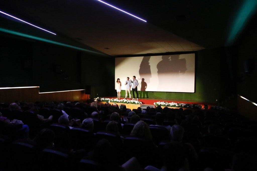 Esteban Crespo y Pol Monen presentar 'Amar' en el 29 Festival de Cine de l'Alfàs