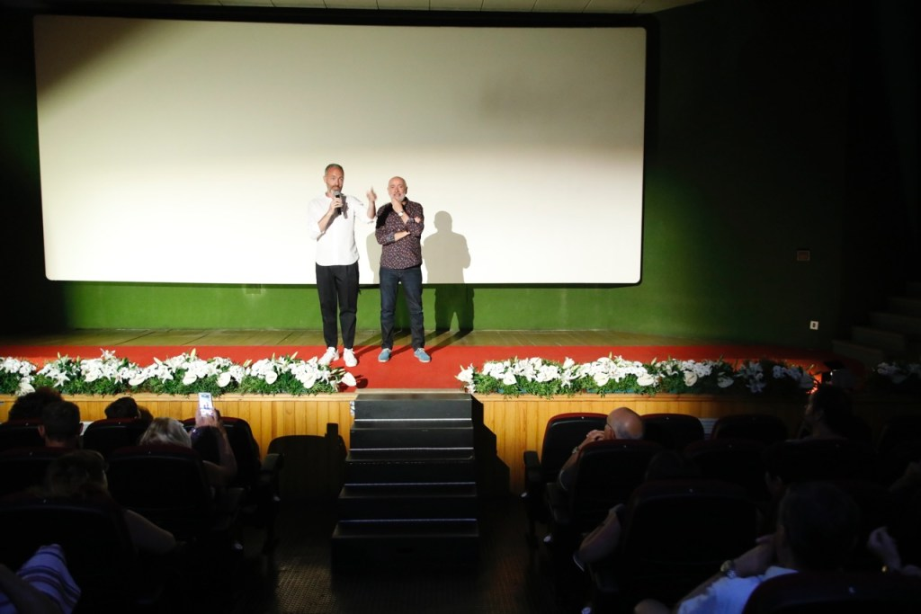 Miguel del Arco presenta 'Las furias' en el 29 Festival de Cine de l'Alfàs