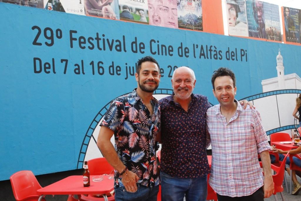 Andreu Castro presenta 'Pasaje al amanecer' en el 29 Festival de Cine de l'Alfàs del Pi
