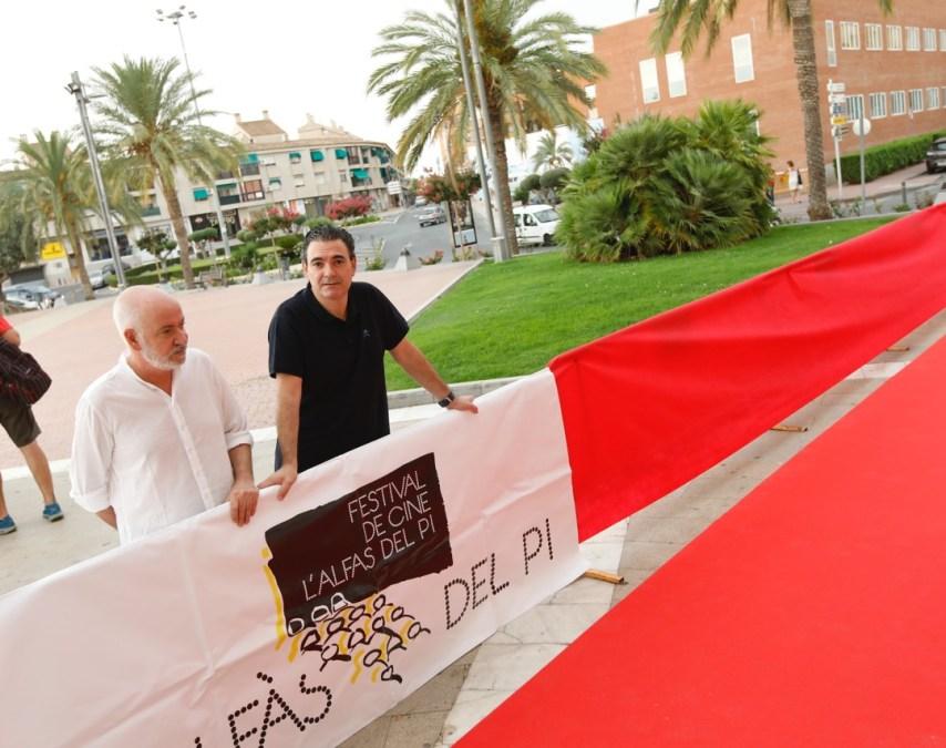 Julieta Serrano y Javier Gutiérrez recibirán mañana el Faro de Plata del Festival de Cine de l'Alfàs