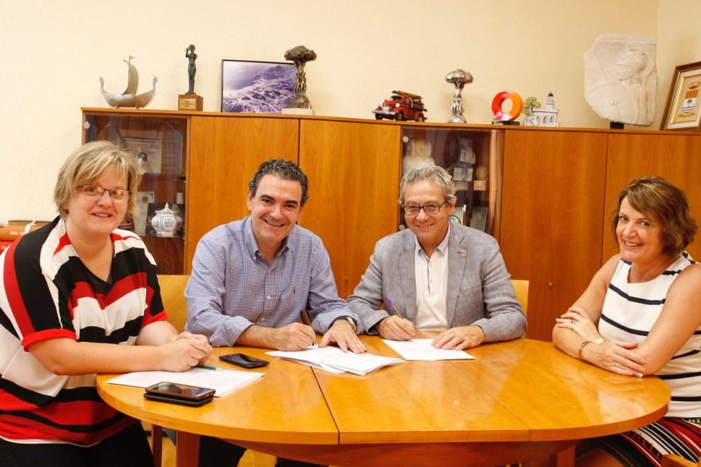 El Ayuntamiento de l'Alfàs colabora con la Asociación de Padres de Niños con Cáncer