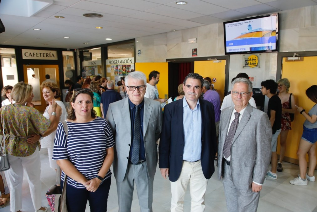 Lucca y l'Alfàs del Pi sellan vínculos culturales en el Festival de Cine