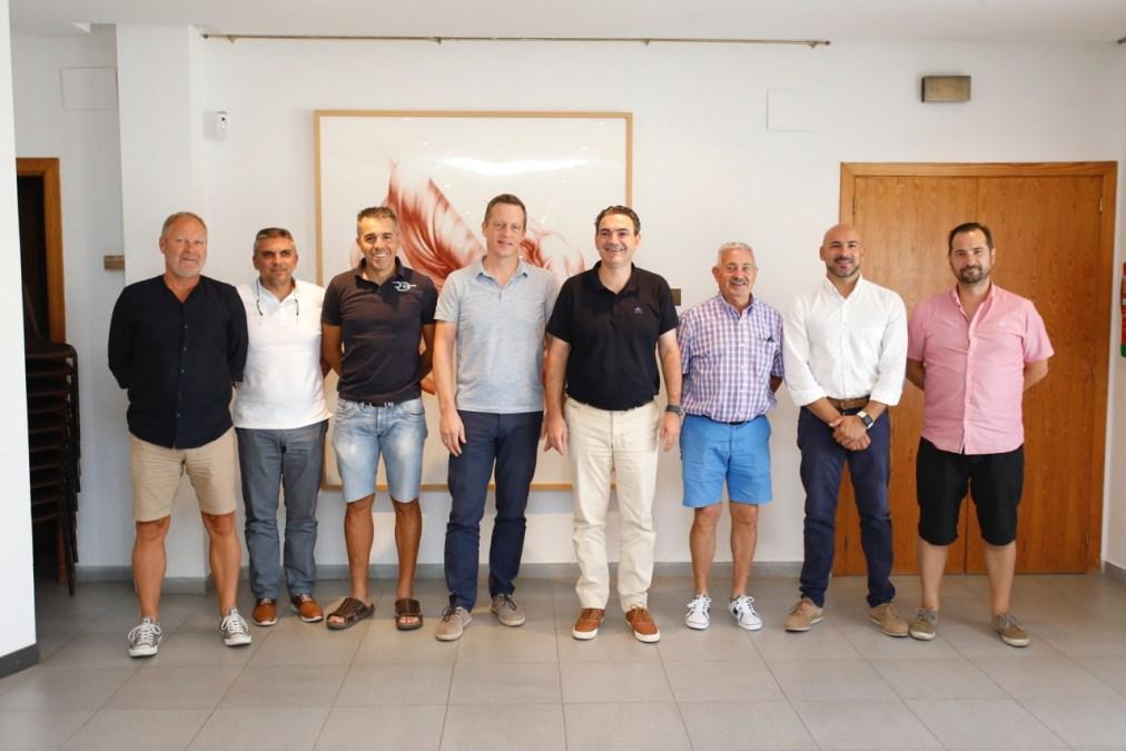 El ayuntamiento de l'Alfàs del Pi renueva su compromiso con el deporte local