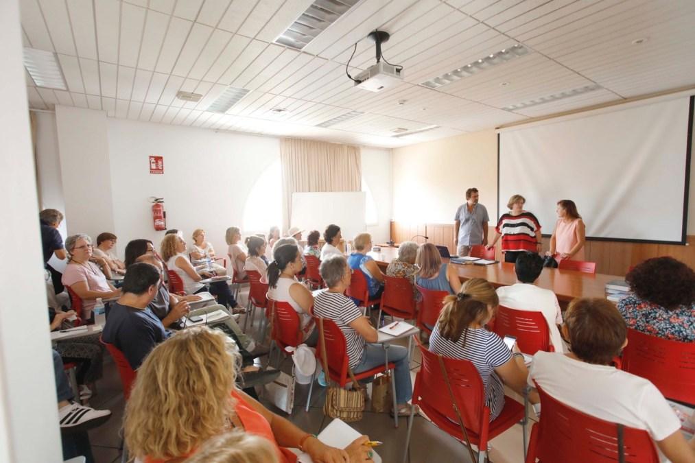 Gran éxito del curso impartido por el psicoterapeuta José Luis Gil Monteagudo