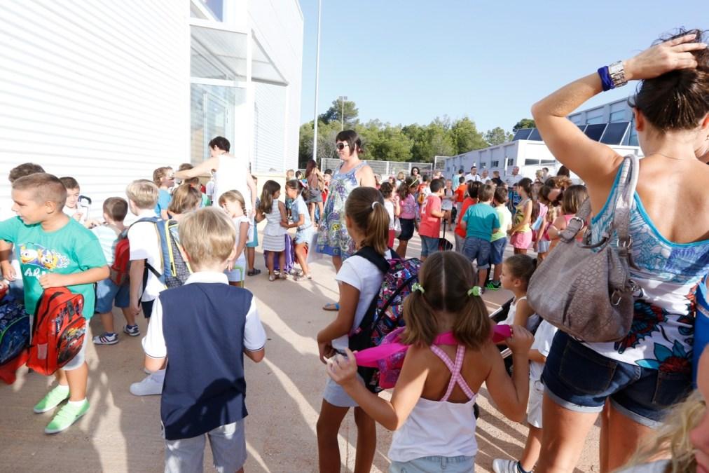 Los Centros Escolares de l'Alfàs a punto para la vuelta a clase