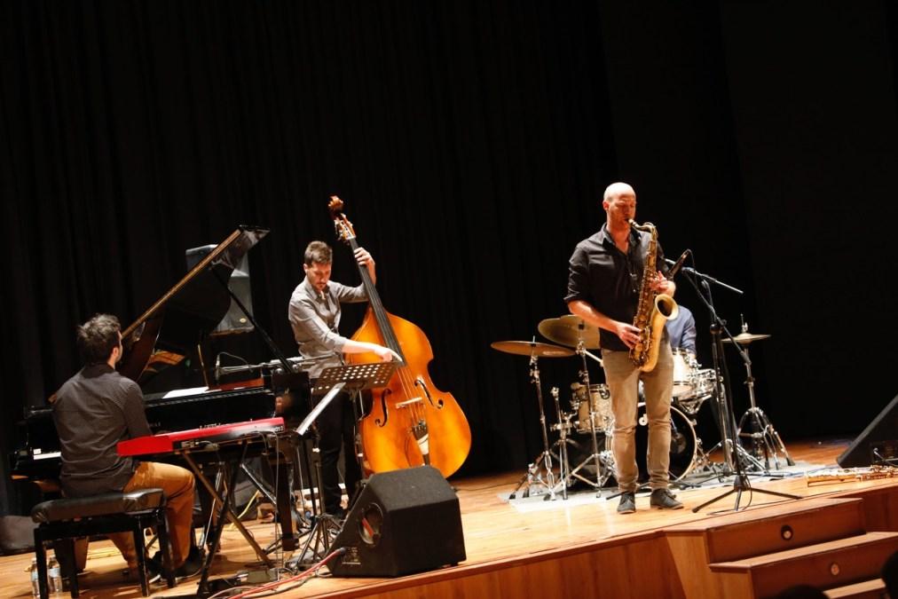 El Festival l'Alfàs en Jazz llega a su ecuador con el concierto de Bernad van  Rossum Quartet