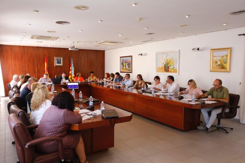 El Ayuntamiento de l'Alfàs se adhiere a la Central de Contratación de la Diputación de Alicante