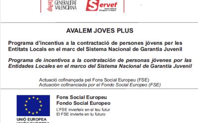 Plan Integral de Formación y Empleo para los jóvenes de l'Alfàs del Pi