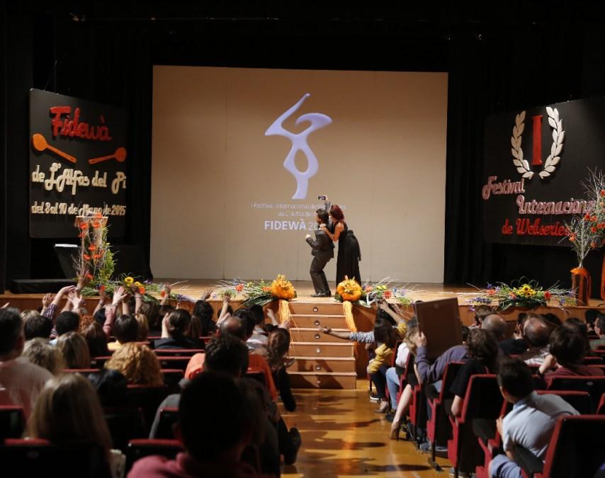 150 webseries se han presentado al tercer Festival Fidewà de l'Alfàs