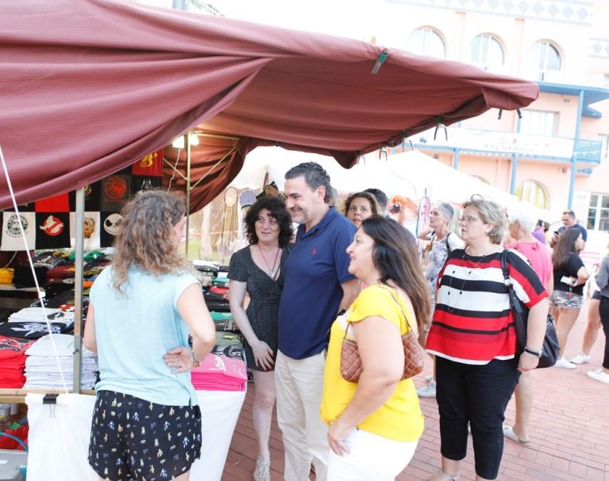 Más de 50 empresas han participado este fin de semana en la X Fira de l'Alfàs