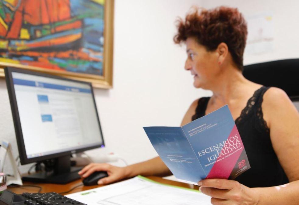 """""""Escenarios Para la Igualdad""""  aborda en l'Alfàs la trata de personas"""
