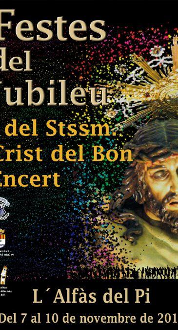 L'Alfàs del Pi se prepara para vivir sus Fiestas del Jubileo y del Santísimo Cristo del Buen Acierto