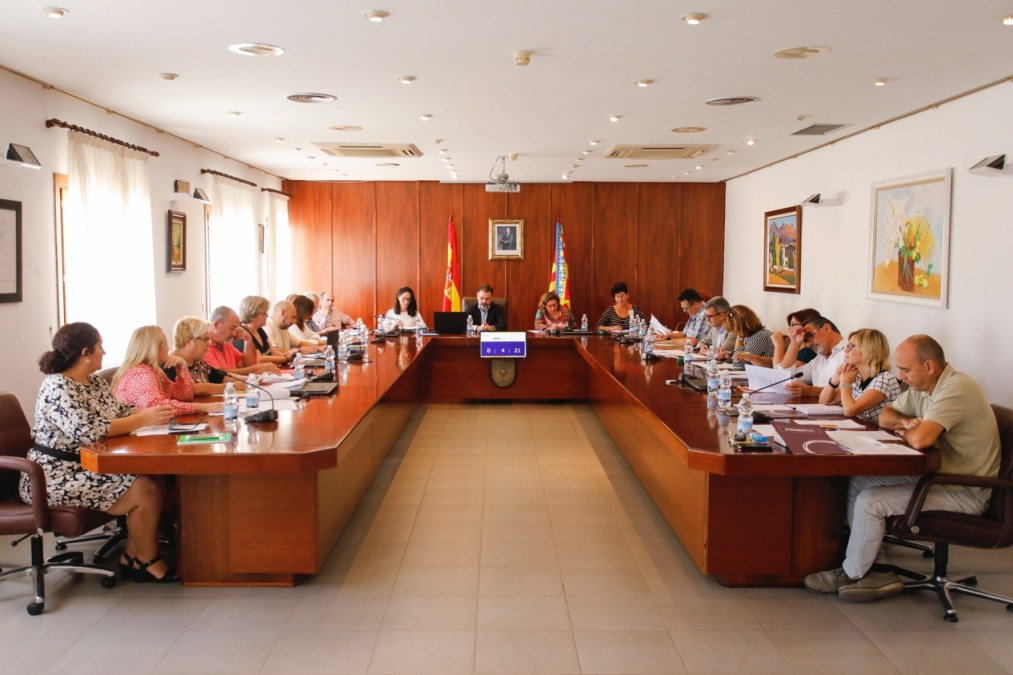 L'Alfàs se incorpora al Plan de Salud de la Comunidad Valenciana