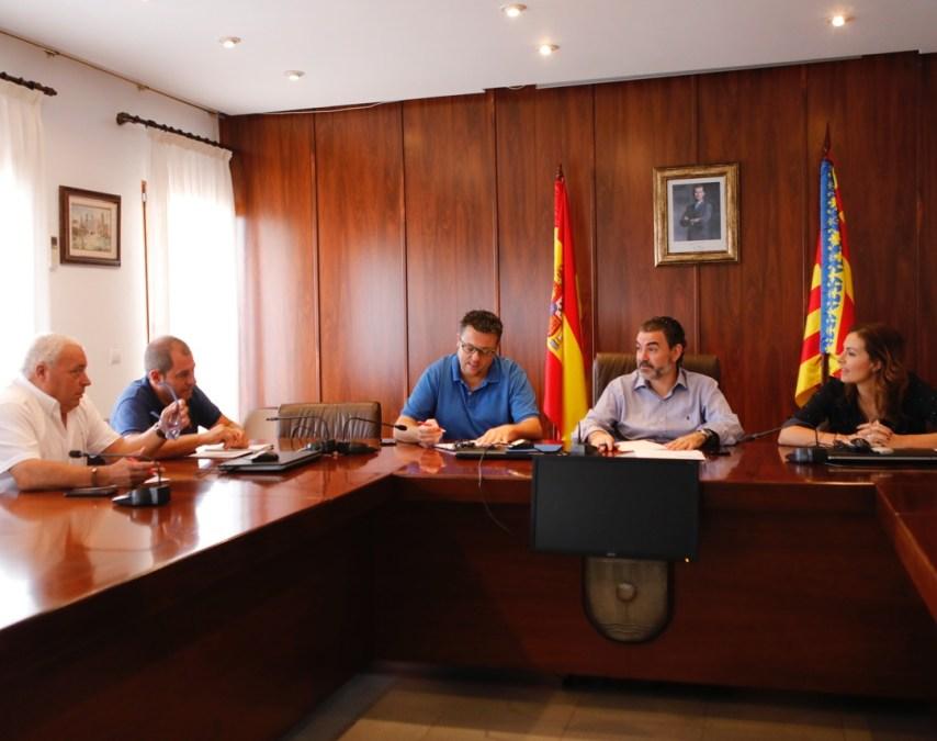 En marcha Plan de Limpieza barrancos, colectores e imbornales del término municipal de l'Alfàs