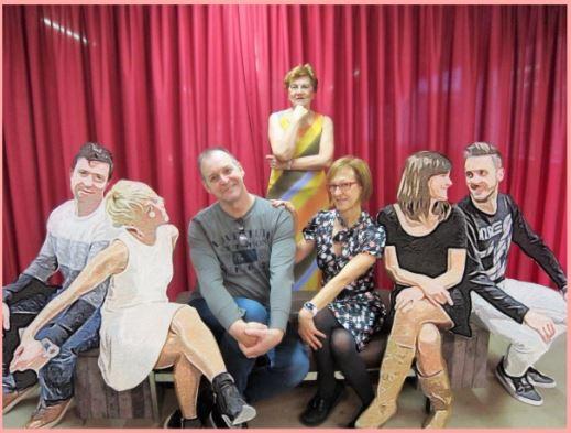 Tossal Teatre presenta en l'Alfàs una divertida comedia a beneficio de AFEM