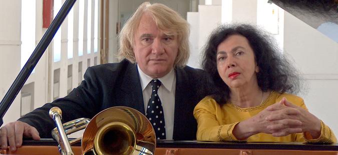 El dúo macedonio Ribarski-Sperovik ofrecerá un concierto este sábado en la Casa de Cultura de l'Alfàs